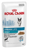 Паучи для собак Royal Canin Urban Life Adult Wet 0,15 кг.